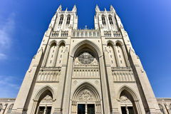 National Cathedral, Washington DC, United States Stock Images