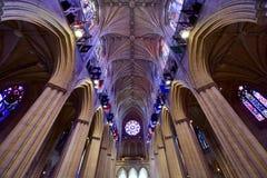 National Cathedral, Washington DC, United States Royalty Free Stock Photo