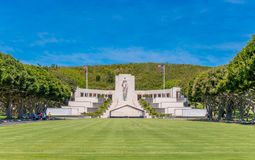 National Cemetary of the Pacific Royalty Free Stock Photography