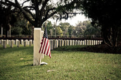 National Cemetery Stock Images
