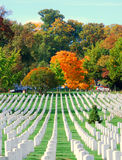 National Cemetery Arlington 2 Stock Image