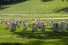 National Cemetery stock image