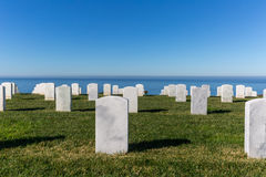 National Cemetery Royalty Free Stock Images