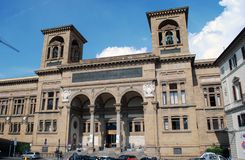 National Central Library of Florence Royalty Free Stock Images