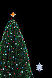 National Christmas Tree Royalty Free Stock Images