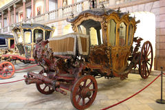 National Coach Museum, Lisbon Royalty Free Stock Images