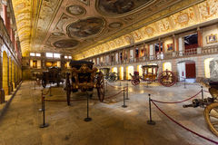 National Coach Museum in Lisbon, Portugal Royalty Free Stock Image