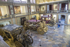 National Coach Museum (Lisbon, in Portugal) Stock Photo