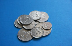National coins Stock Photo