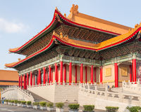 National Concert Hall at Liberty Square in Taipei City Royalty Free Stock Image