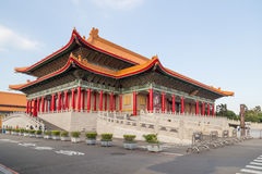 National Concert Hall at Liberty Square in Taipei City Royalty Free Stock Photo