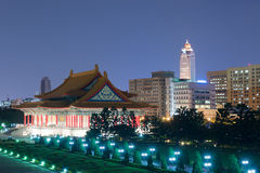 National Concert Hall in Taipei Stock Photos