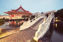 National Concert Hall, Taipei - Taiwan. Royalty Free Stock Photos