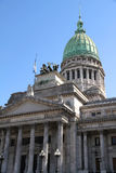 National Congress of Argentina Royalty Free Stock Images