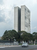 National Congress of Brazil Royalty Free Stock Images
