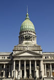 The National Congress in Buenos Aires. Argentina Stock Image