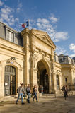 National Conservatory of Arts and Crafts in Paris, France Royalty Free Stock Photography