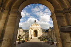 National Conservatory of Arts and Crafts in Paris, France Stock Photography