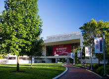 National Constitution Center Royalty Free Stock Images