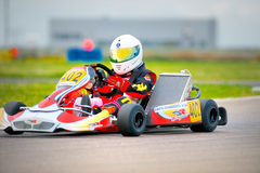 National contest of karting organized by Amckart Stock Images
