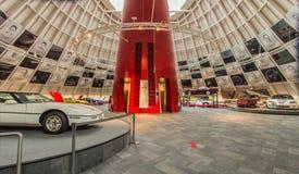 National Corvette Museum Rotunda Royalty Free Stock Images