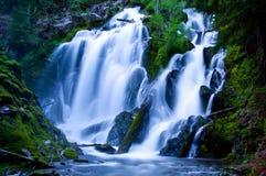 National Creek Falls Royalty Free Stock Photo