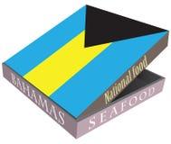 National cuisine of the Bahamas Stock Photos
