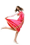 National dance Royalty Free Stock Photo