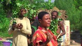 National Dance Pygmy tribe, audio