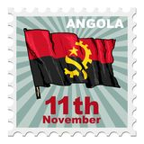 National day of Angola Stock Photos
