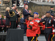 National Day of Honour Ceremony Royalty Free Stock Photos
