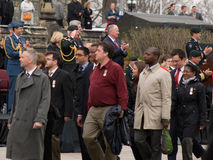 National Day of Honour Ceremony Royalty Free Stock Photo