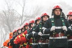 National Day of Romania stock photo