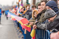 National day of Romania Royalty Free Stock Images
