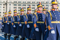 National day of Romania Royalty Free Stock Image
