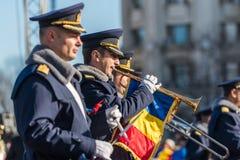 National day of Romania Royalty Free Stock Photos