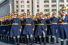 National day of Romania Royalty Free Stock Photo