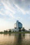 national de bibliothèque du belarus Photographie stock