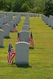 national de cimetière Photographie stock libre de droits