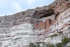 national de monument de montezuma de château Images stock