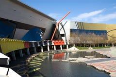 national de musée de l'australie Photo stock