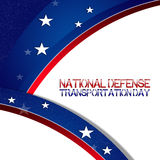 National Defense Transportation Day Stock Image