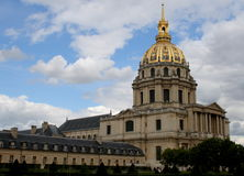 The National des Invalides Royalty Free Stock Photo