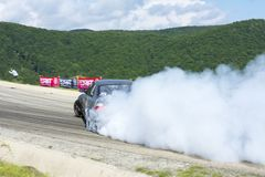 National Drift Championship: 3rd edition Stock Photo