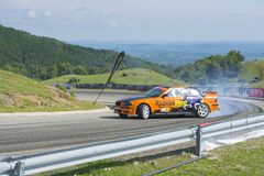 National Drift Championship: 3rd edition Royalty Free Stock Photography