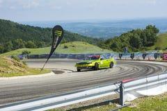 National Drift Championship: 3rd edition Stock Image