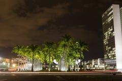 national du congrès du Brésil Images stock