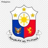 National emblem or symbol royalty free illustration
