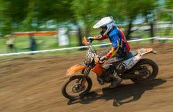 National Endurocross Championship Royalty Free Stock Images