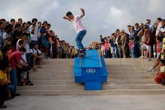 National Etnies Skate Circuit Stock Images